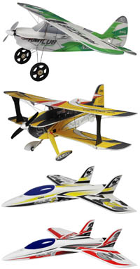 FunnyCub Challenger Funjet 2 Funjet Ultra 2 Multiplex