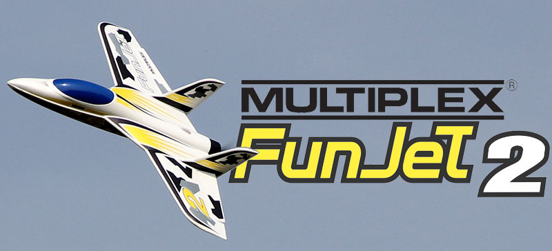 1-00969 Multiplex Kit FunJet 2 / 1-01029 Multiplex Kit+ Funjet 2