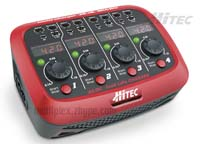 114123 HiTEC Multicharger X4 Micro