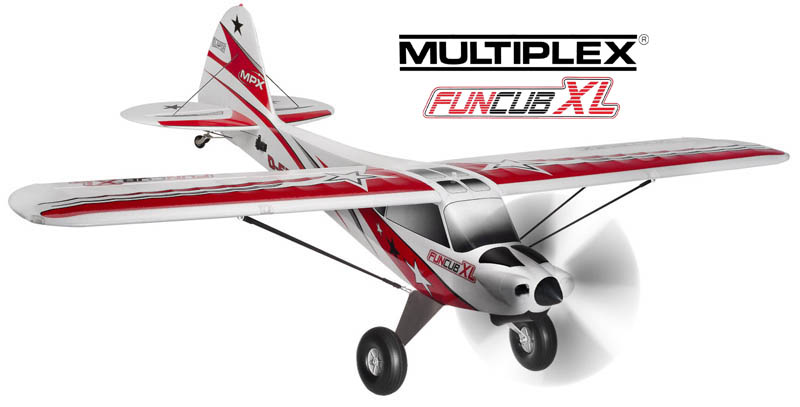 214331 Multiplex Kit FunCub XL / 264331 Multiplex RR FunCub XL