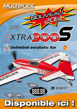 Extra 300S RR Multiplex Poster