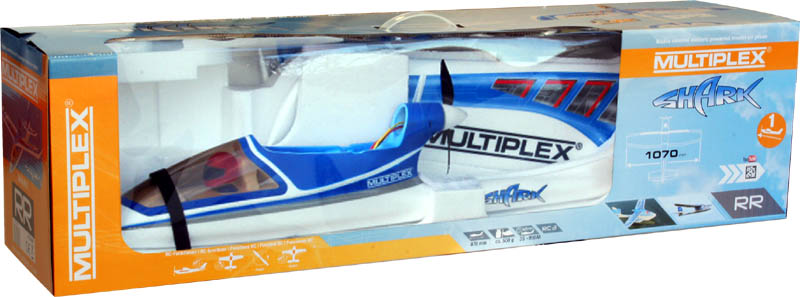 264286 Multiplex Shark RR