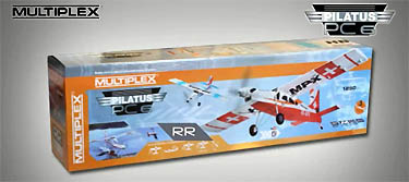 264290 264291 Multiplex Pilatus PC-6 Turbo-Porter