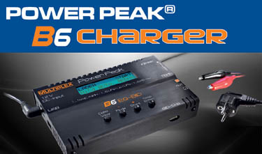 308561 Multiplex Power Peak® B6 EQ-BID