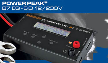 308566 Multiplex Power Peak® B7 EQ-BID 12/230V