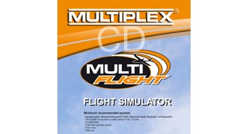 Simulateur de vol RC Multiplex MULTIflight PLUS