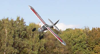 Simulateur de vol RC Multiplex MULTIflight : FunCub