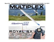 Tutoriel Royal Multiplex Alpina 4001
